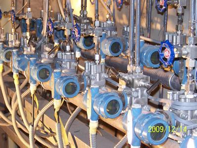 三畅SC3051智能压力变送器应用于江苏王子造纸项目