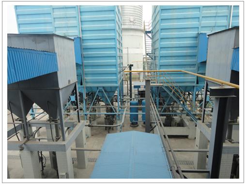 三畅压力变送器在仁恒纸业集团40T/h蒸汽锅炉应用