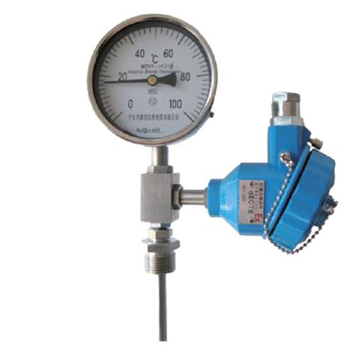 WSSE-501一体化双金属温度计