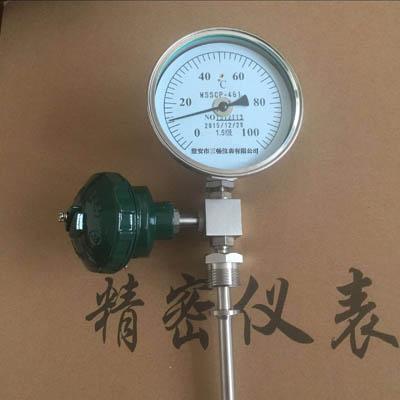 WSSE-411一体化双金属温度计?>