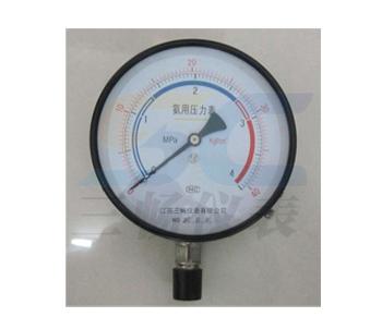 YA-100、150氨压力表